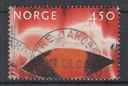 NOORWEGEN - Michel - 2001 - Nr 1379 - Gest/Obl/Us - Norvège