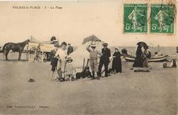 34 - VALRAS PLAGE - LA PLAGE - Frankreich