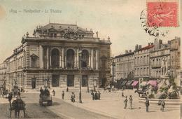 34 - MONTPELLIER - LE THÉÂTRE - Montpellier