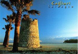 CAGLIARI CARTOLINA  1041 - Cagliari
