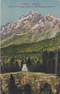 CARTOLINA - POSTCARD - UDINE - TARVIS. KARNTEN - BLICK AUF KRIEGERDENKMAL MT. MANGART ( 2678M ) - Udine