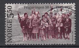 NOORWEGEN - Michel - 1995 - Nr 1180 - Gest/Obl/Us - Norvège