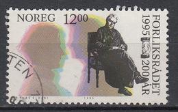 NOORWEGEN - Michel - 1995 - Nr 1186 - Gest/Obl/Us - Norvège