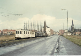 Stabroek Tram En Kerk - Plaatsen