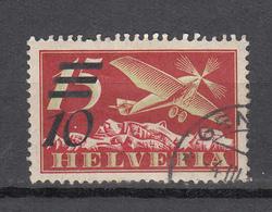 PA  1935  N°19a  OBLITERE  COTE  60.00 FRS. VENDU A 15%   9.00  FRS.  CATALOGUE ZUMSTEIN - Luftpost