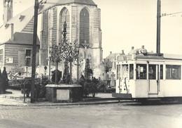 Zandvliet Tram Lijn 77 Kerk - Plaatsen