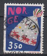 NOORWEGEN - Michel - 1995 - Nr 1200 - Gest/Obl/Us - Norvège