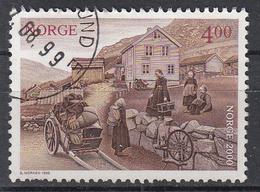 NOORWEGEN - Michel - 1999 - Nr 1313 - Gest/Obl/Us - Norvège