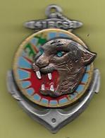 41e Bataillon Commandement Et Services - Insigne Fraisse - Armée De Terre