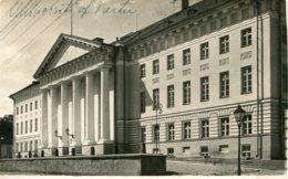 ESTONIA - University Of Tartu -Good Postmark 1932 - Estonie