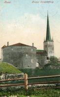 ESTONIA  (Russia)- Tallinn REVAL - Grosse Strandpforte - VG Address, Stamps And Postmark Etc 11907 - Estonie