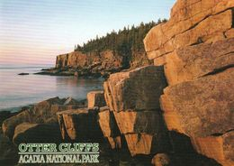 1 AK USA Maine * Otter Cliffs Im Acadia-Nationalpark Auf Mount Desert Island * - United States