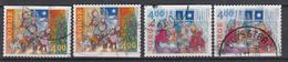 NOORWEGEN - Michel - 1999 - Nr 1331/32 Do/Du - Gest/Obl/Us - Norvège