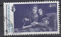 NOORWEGEN - Michel - 1999 - Nr 1334 - Gest/Obl/Us - Norvège