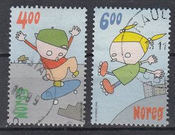 NOORWEGEN - Michel - 1999 - Nr 1329/30 - Gest/Obl/Us - Norvège