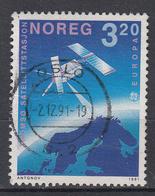 NOORWEGEN - Michel -  1991 - Nr 1063 - Gest/Obl/Us - Norvège
