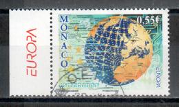Monaco 2006 1 Wert / 1 Value EUROPA Gestempelt/used - Europa-CEPT