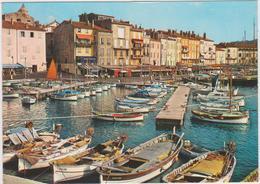 Var :  SAINT  TROPEZ   : Vue , Le  Port - Saint-Tropez