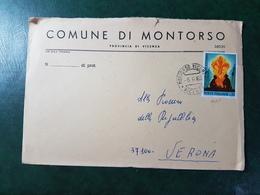 (6610) ITALIA STORIA POSTALE 1968 - 1961-70: Marcophilia