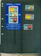 TRINIDAD TOBAGO 125 TIMBRES 3 VAL+ BF  NEUFS A PARTIR DE 0.60 EUROS - Trinité & Tobago (1962-...)
