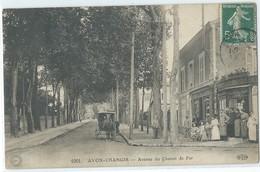 AVON CHANGIS       Animée  EPICERIE - France