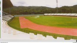 FOOTBALL CP DWIGHT YORKE STADIUM SCARBOROUGH TRINIDAD AND TOBAGO - Trinidad