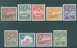 ANTIGUA - MLH/*. - 1954 - SEE SCANS 2 STAMPS GRATIS - Yv 103A 104 107 109 111-115 -  Lot 18405 - LOW PRICE - Antigua & Barbuda (...-1981)