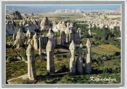 MAXICARD     ASK  VADISI   KAPADOKYA          2  SCAN   (VIAGGIATA) - Turchia