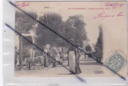 A Localiser ; Croquis De Foire - N°5 .En Nivernais (Marché Aux Bestiaux) - France
