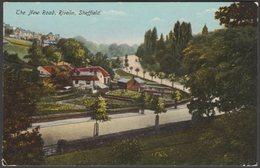 The New Road, Rivelin, Sheffield, Yorkshire, C.1905-10 - Postcard - Sheffield