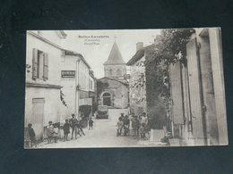 SALLES LAVALETTE / ARDT Angoulême  1910 /     RUE    .....  EDITEUR - Autres Communes