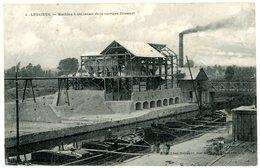 Lessines. Machine à Concasser De La Carrière Brassart. Lessen. Breekmachine Van De Steengroeve Brassart. - Lessines