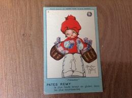 Béatrice Mallet Pâtes Rémy Précaution Illustrateur - Postcards