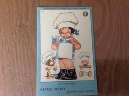 Béatrice Mallet Pâtes Rémy Le Cordon Bleu Illustrateur - Cartes Postales