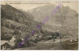 74. MONT SAXONNEX . Vue Sur Andey . - France