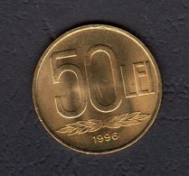50 LEI 1996 / Uncirculated X2 (abv + Obv) - Roumanie