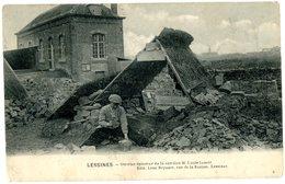 Lessines. Ouvrier épinceur De La Carrière M. Louis Lenoir. Lessen. Arbeider Van De Steengroeve Louis Lenoir. - Lessines