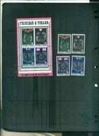 TRINIDAD TOBAGO 11 INDEPENDANCE 4 VAL + BF NEUFS A PARTIR DE 0.60 EUROS - Trinité & Tobago (1962-...)