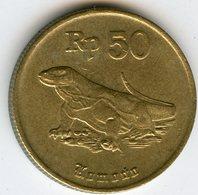 Indonesie Indonesia 50 Rupiah 1994 KM 52 - Indonésie