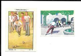 Y713 - VIGNETTES DIVERSES - PETANQUE - Bowls - Pétanque
