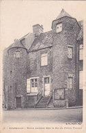Coutances Maison Ancienne Dans La Rue Du Pertuis Frouard éditeur B F N°5 - Coutances