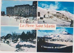 Pyrénées  Atlantique : LA  PIERRE  SAINT   MARTIN : Vue  1981 - Francia