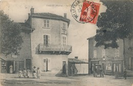 CPA - France - (69) Rhône - Theizé - La Place - Frankrijk