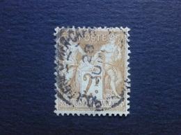 N° 105 - 1898-1900 Sage (Type III)