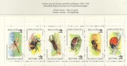 PIA- BEL-1996 : 150° Dell'Istituto Reale Di Scienze Naturali A Bruxelles - Insetti -    (YV  C2630) - Belgique