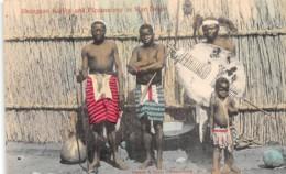 Afrique Du Sud -  Ethnic / 32 - Shangaan Kaffirs And Piccanninny - Südafrika