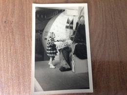 Photo Carte Originale St Nicolas - Cartes Postales