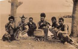 Afrique Du Sud -  Ethnic / 38 - Zulu Warriors - Südafrika