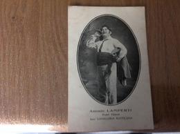 Opera. Antonio Lamperti Ténor - Cartes Postales