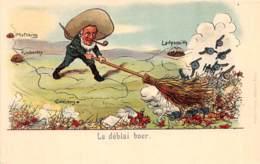 Afrique Du Sud -  The Boer War / 74 - Belle Carte Illustrée - Südafrika